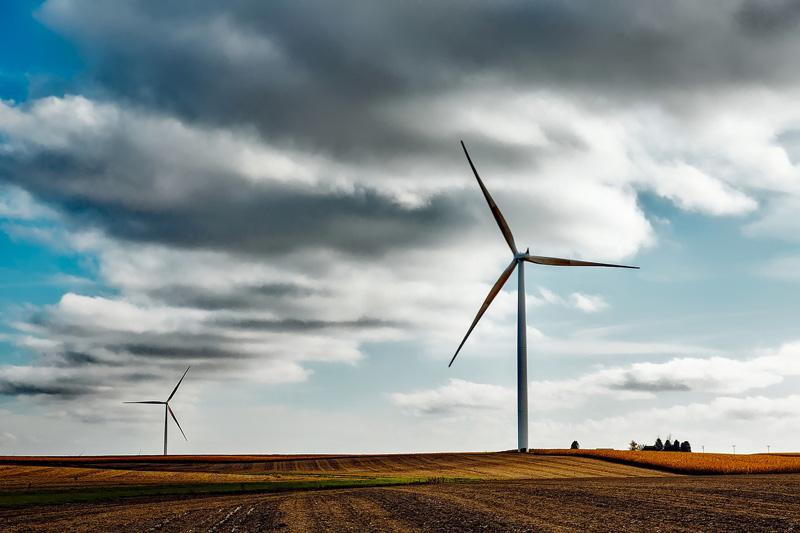 Éolienne énergie