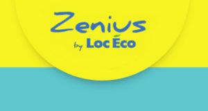 Louer une voiture avec Zenius
