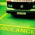 Parking : AMBULANCE