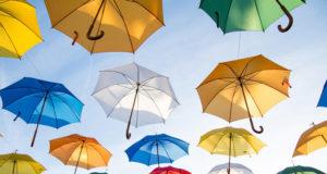 Recycler les parapluies au Japon