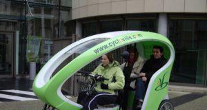 Cycloville : transport en vélo