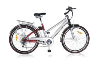 Exemple de VAE : Vélo à assistance électrique