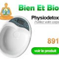 Cure de détoxification, avec physiodetox