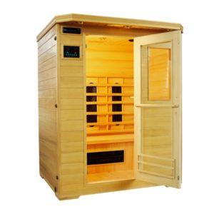 Sauna Infrarouge 3 personnes