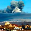 Le Nuage de cendre du Volcan Islandais