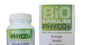 spiruline comprimé bio