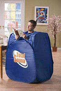 Sauna portable pour la minceur