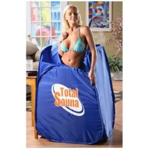 sauna portable mincir