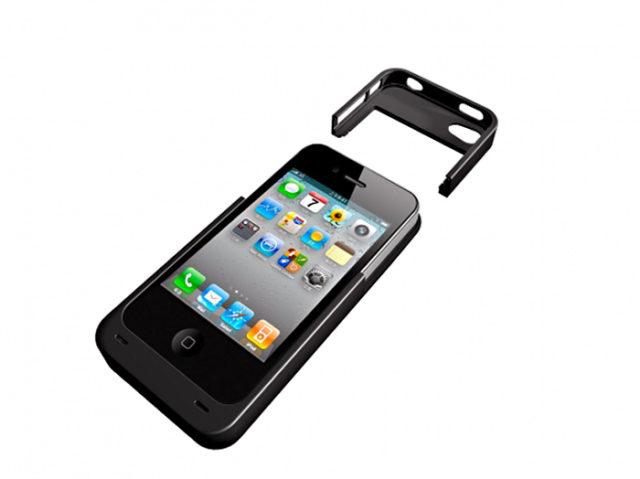 Chargeur solaire pour iPhone 4
