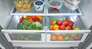 Ioniseur dans un frigo
