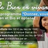 Faites un don à la fondation Bien et Bio