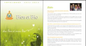 Catalogue Bien et Bio 2012-2013