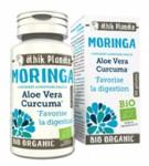 Le moringa, l'aloe vera et le curcuma pour favoriser la digestion