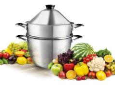 Vapok : cuisson à la vapeur douce