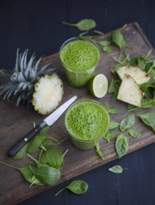 Recettes de green smoothies