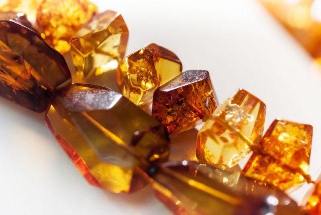 Les bienfaits de l'ambre