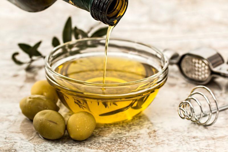 Les huiles pour le régime hypotoxique