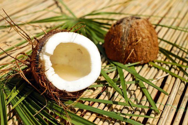 Sirop de coco biologique