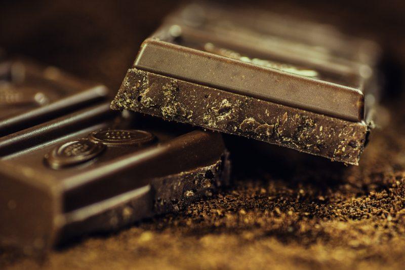 Bienfaits du chocolat noir