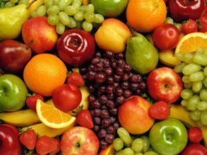 santé et aliments sains