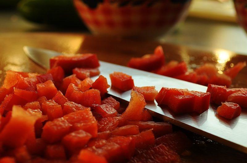 faire des plats frais