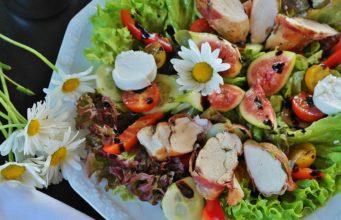 idées de salade pour cuisine fraîcheur pour l'été
