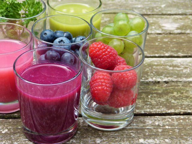 conservation des jus de fruits