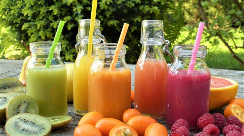 conserver ses jus de fruits et légumes