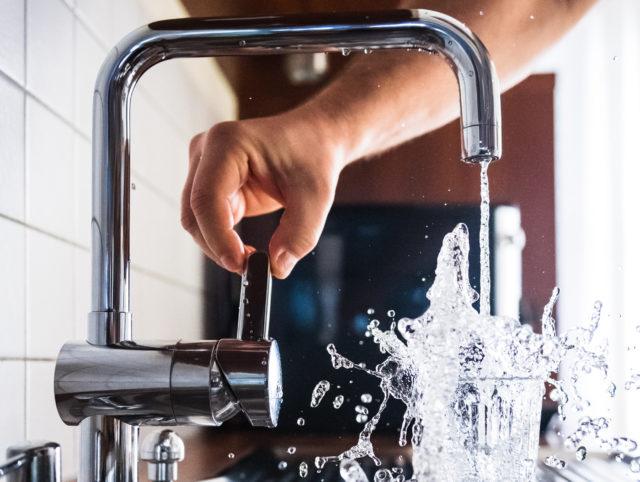 Amélioration du PH de l'eau