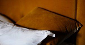 oreiller américain rectangulaire