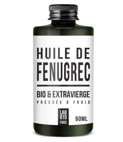 test huile de fenugrec