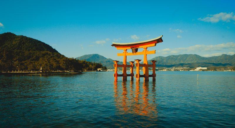 endroit idyllique incontournable au japon