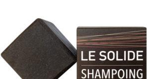 shampoing solide vegan bio