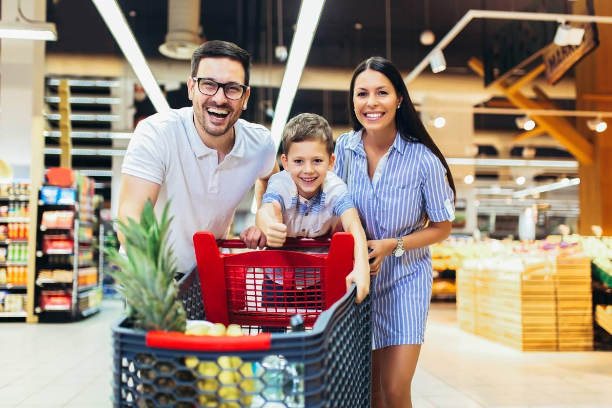 courses en famille
