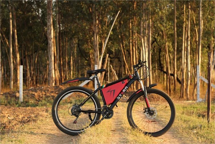 vélo électrique écologie