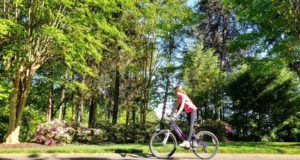 trajets cycliste