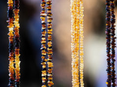 collier ambre