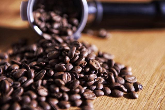 saveurs café en grains