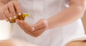 massage huile CBD