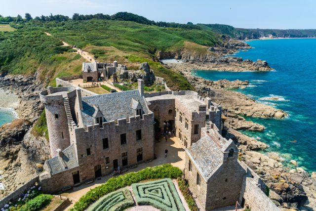 vacance en Bretagne