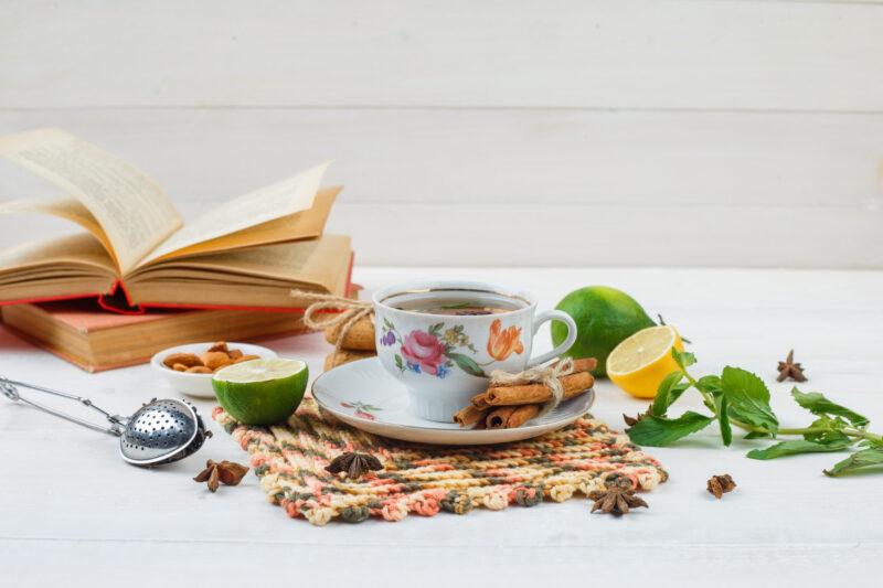 DIY à tasse de thé
