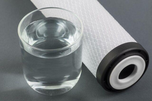 les filtres à eau