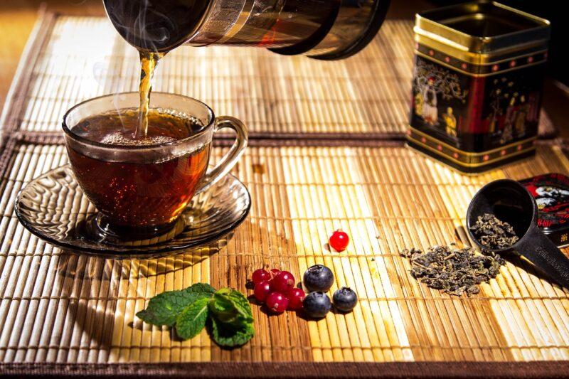 amateurs de thé