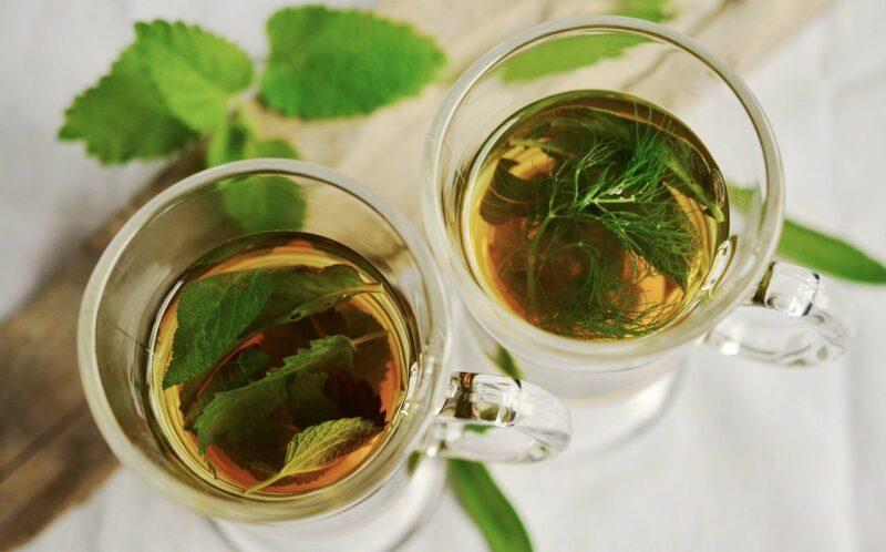 délicieux thés