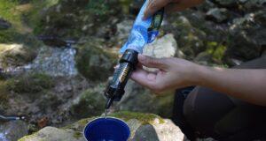 filtre à eau diy