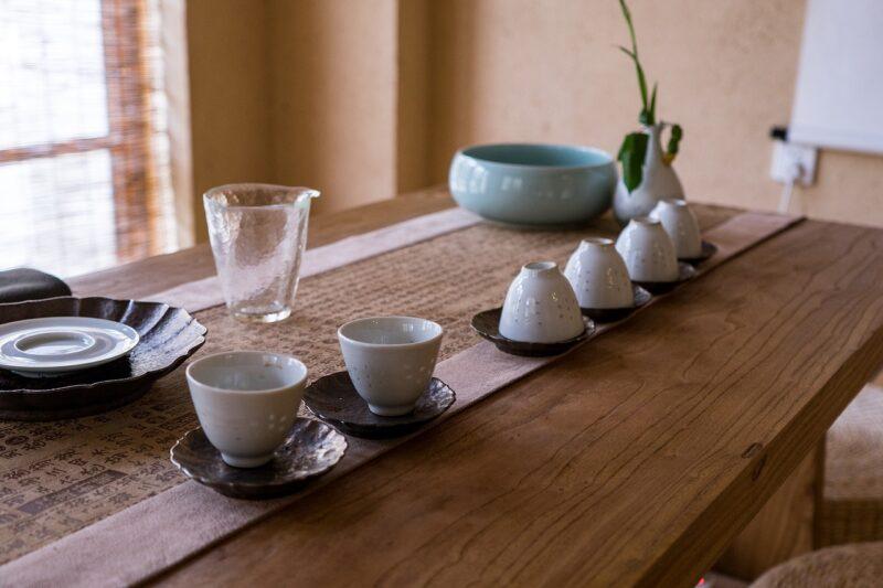 salons de thé de Paris
