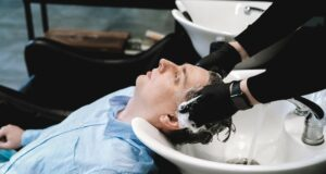 shampoing pour hommes